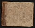 Diary, 1821 September 9-1822 November 12