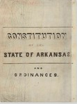 1874 Arkansas Constitution by Arkansas Constitutional Convention