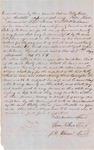 Document, Polly Ann Free Black bond