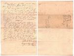 Ferry bond, Thomas Drew and Casper Schmick