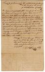 Document, summons for Robert B. Musick