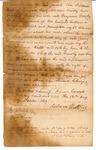 Deed, Solomon Huitt to Benjamin Crowley