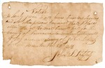 Probate, notice to settle affairs, John Lafferty
