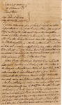 Deposition, Antoine Porcelli Boatman in the case of Christian Wilt v. Elizabeth Luttig and Moses Graham, administrators of John C. Luttig's estate
