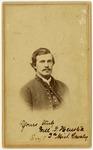 Sergeant Wellington V. Heusted