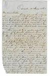 Letter, Elliot H. Fletcher, Jr. to Elliot H. Fletcher Sr.