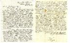 Letter, W.F. Holtzman to David C. Williams
