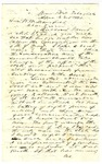 Letter, C.C. Danley to W.W. Mansfield