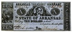 Arkansas Treasury Warrant