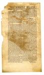 True Democrat Bulletin, September 20, 1861