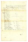 Prisoner list
