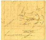 Pea Ridge battlefield map