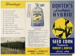 "Brochure, ""Dortch's Southern Hybrid Seed Corn"""