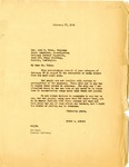 Letter, Governor Homer M. Adkins to John H. Tolan, Chairman of the House Committee on Investigating National Defense Migration