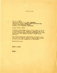 Letter, Governor Homer Adkins to John L. DeWitt, Lieutenant General, United States Army