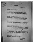 Memorandum from Dillon S. Meyer to all War Relocation Authority staff members