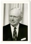 Photographic portrait of Dr. Joseph Boone Hunter