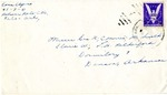 Letter, Edna Uyeno to five women of dormitory 7, Jerome Relocation Camp