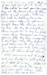 Letter, Mary Kuriyama to Hazel Retherford