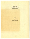Index of personal narratives from Rohwer Relocation Center