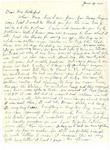 Correspondence to Hazel Retherford