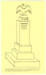 Proposed memorial for the 442nd Regiment and the 100th Battalion