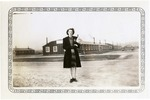 Hazel Retherford, teacher at Rowher and Jerome Japanese American relocation camps