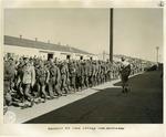 1000 German war prisoners, German POW Camp at Camp Robinson