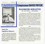 Pamphlet, David Pryor