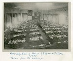 Assembly hall of the Arkansas House of Representatives