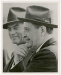 Senator J. William Fulbright and Governor Orval Faubus