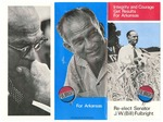 Campaign pamphlet, J.W. Fulbright