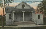 Christian Church, Eureka Springs, Arkansas