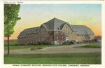Animal Husbandry Building, Arkansas State College