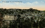 Eureka Springs, Ark., from South Mountain