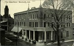 The Allen Hotel, Monticello, Arkansas