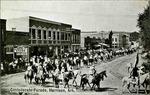 Confederate Parade, Harrison, Ark.