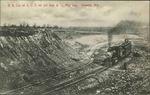 Railroad Cut, Gravette, Arkansas