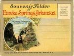 Souvenir Folder of Eureka Springs, Arkansas