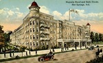 Majestic Hotel and Bath House, Hot Springs, Arkansas
