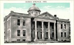 Souvenir Folder of Heber Springs, Arkansas