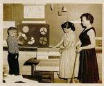 Photo, arithmetic exhibit at Jonesboro