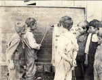 First grade class at Sulphur springs school, 1903