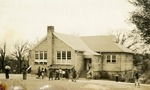 Lincoln School in Tin Cup Town, Fayetteville, Washington County