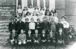 Fourth grade class of Morrilton public school, 1900