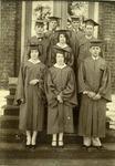 Magazine High School graduating class of 1928