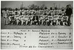 Malvern Colored High School football team