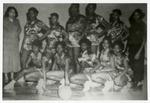 Malvern Colored High School girl's basketball team