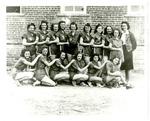Amity High School girl's basketball team