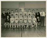 Westside Junior High School boy's basketball team, 1949